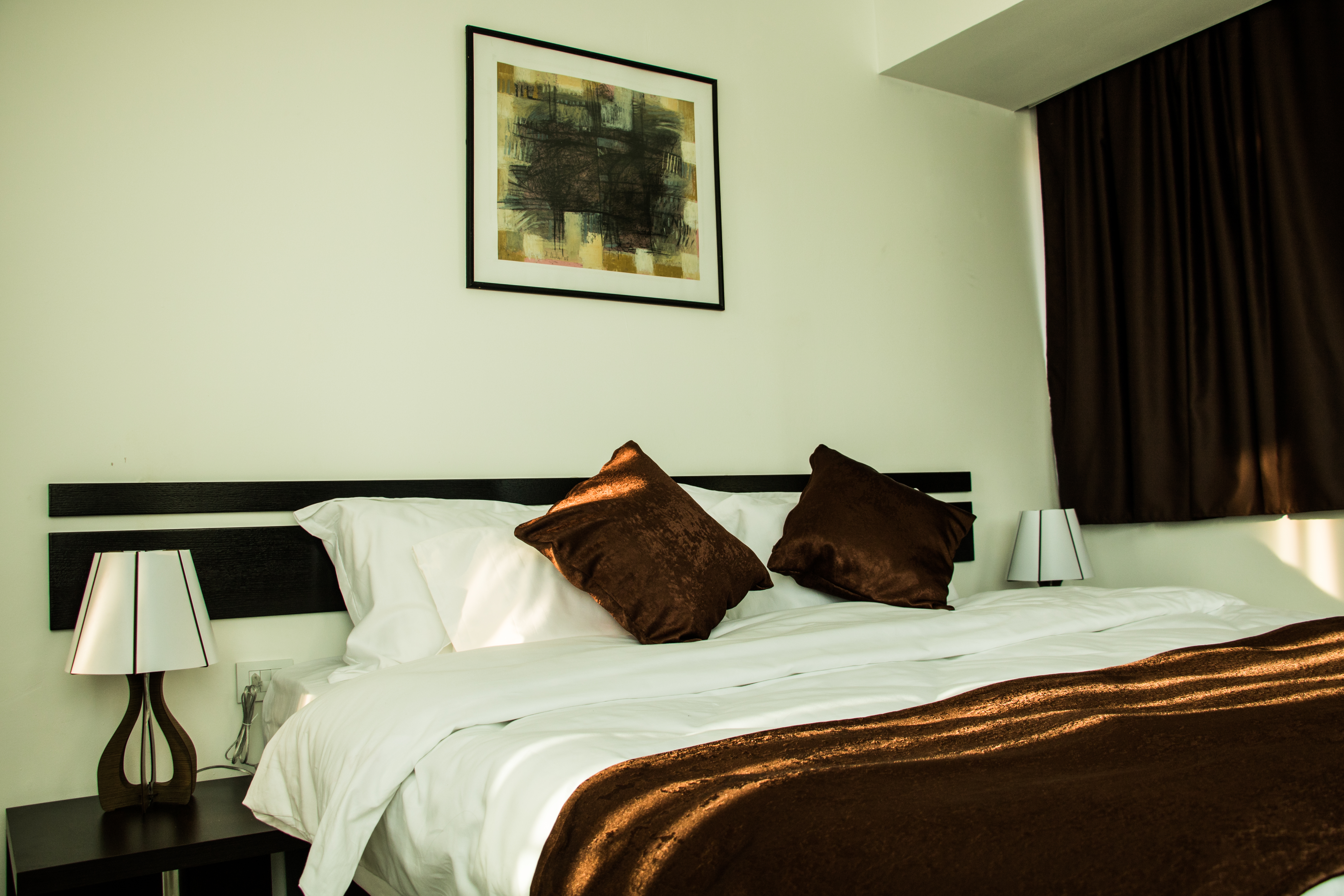 73- Double Room with King Bed